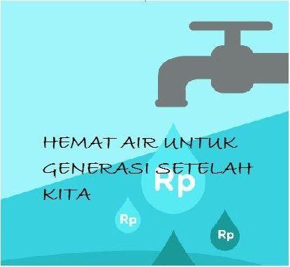 poster hemat air ulasmedia 1
